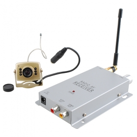 2.4G Wireless Night Vision Camera and Receiver Set(SFA72)